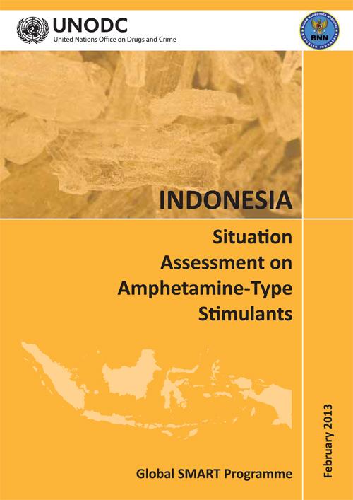 UNODC Anfetamina type stimulants