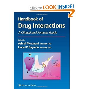 Handbook of Drug Interactions